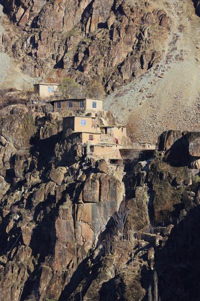 An Afghan village