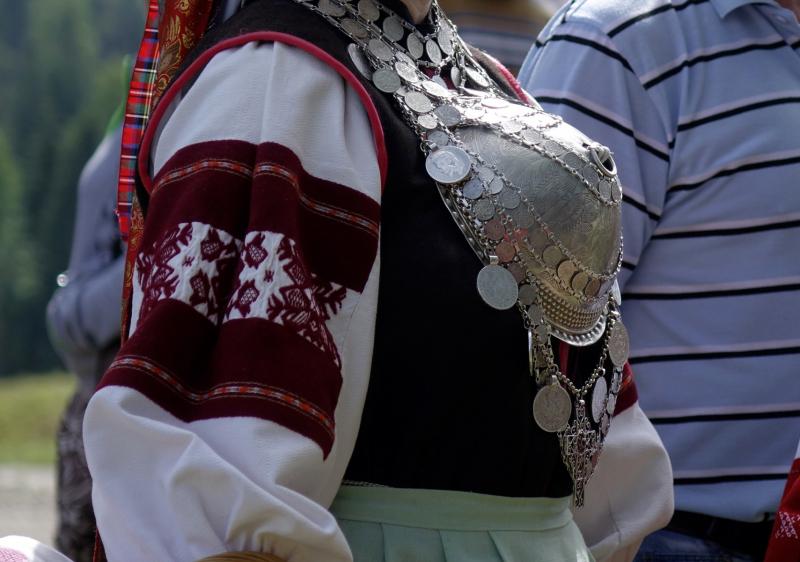 Traditional Seto breatplate