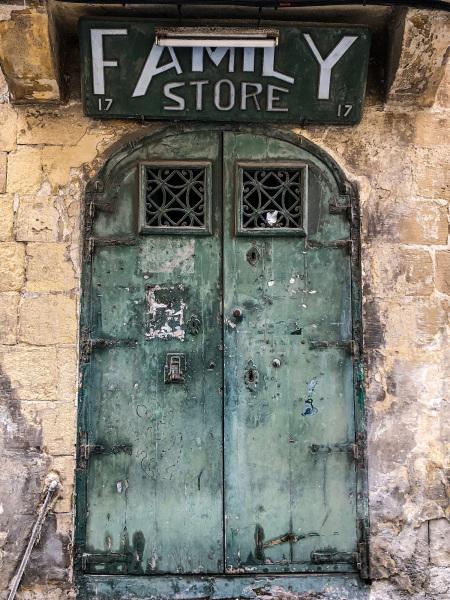 Family Store, Valletta (Peter Moore)